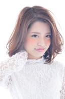 【ASH銀座】高石大輔 かわいいの王道ワンレンボブ