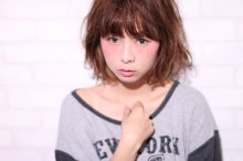 ショコラグレージュ★美白になれるカラー!!