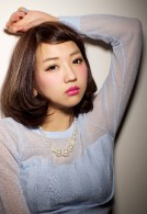 【deep】Retro girl×Pin up style(徳田 敦次)
