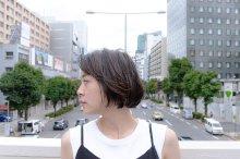 ビターカラーのボブスタイル【vicca 萩原】