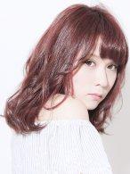 ヤピンクカラー☆愛され柔らかカール