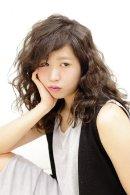【HairDco】ふんわりナミウェーブ☆マットアッシュ☆