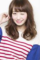 【GARDEN】羽田 ひろむ 柔らかカジュアルパーマスタイル 2015トレンドヘア