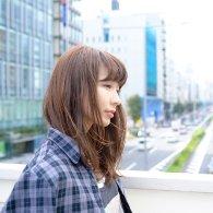 キレイ髪で大人カワイイに♪ヌーディーカラー【vicca 萩原】