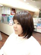 万能斜め前髪‼︎マッシュ・ショートスタイル