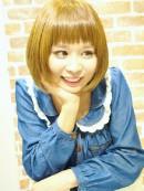 【メイズ・鍛原志行】◆小顔効果のコンパクトボブ◆