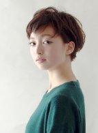☆大人のシンプルショートヘア☆