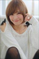 さらっとナチュラル♪王道ストレートマッシュの篠田麻理子さん風ショートヘア