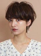 ワンカールパーマ☆大人のふんわりショートート