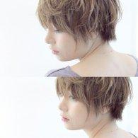 馴染むラフ髪グローカールマッシュ【vicca 萩原】