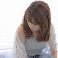 ルーズミディアム×グレージュ【vicca 萩原】