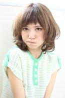 【Allure】レイヤー×ワンカールでモテ感UPミディアム/YUJI
