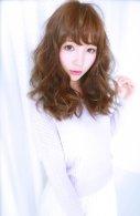 release SEMBA『ライムベージュ☆ボリューミーカール』