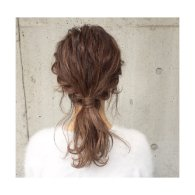 Cute cute ponytail