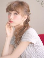 ☆月曜営業☆ojiko.大人可愛いくるりんぱアレンジ